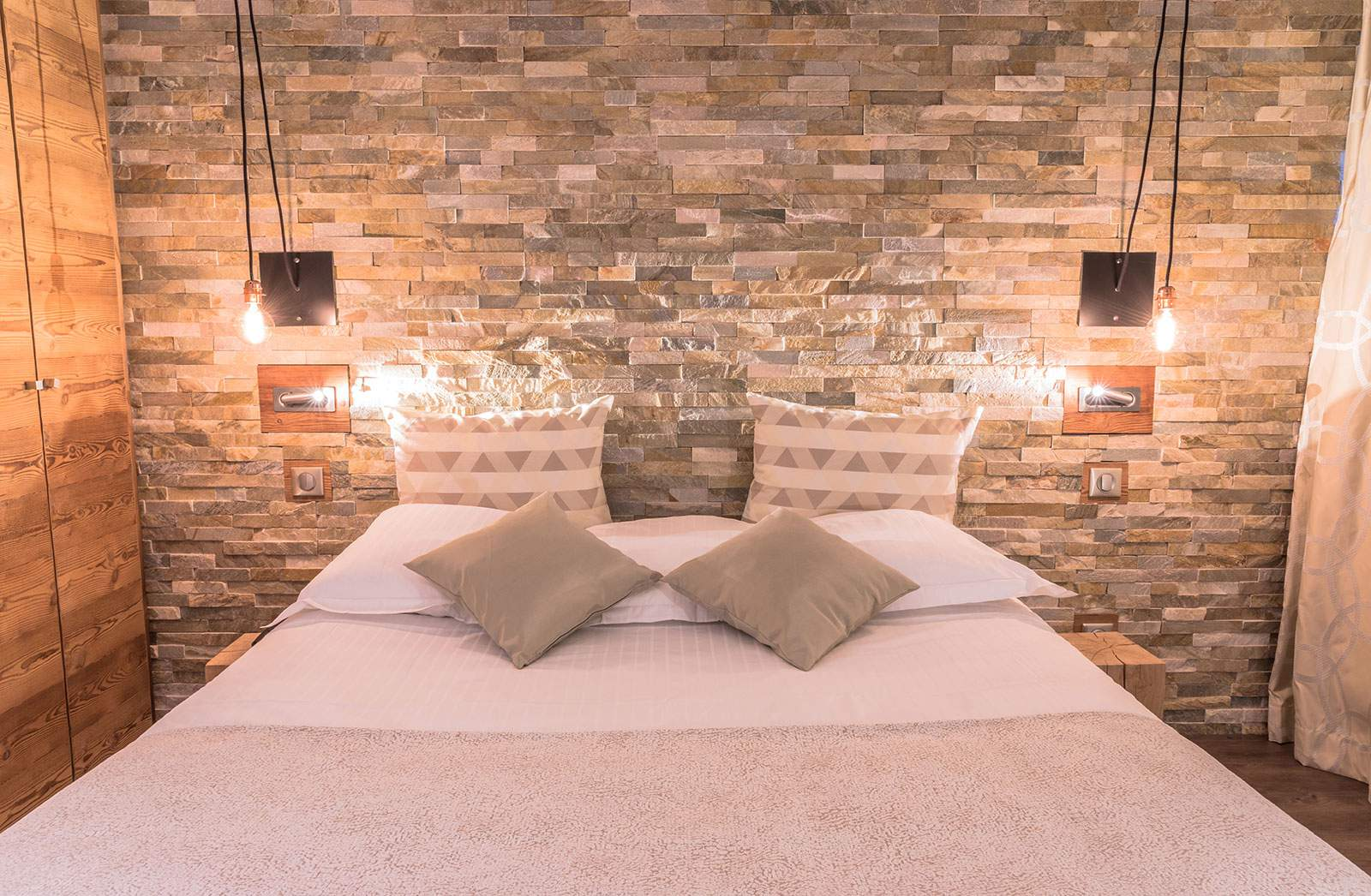 Chambery Hotel des Princes Chambre Chalet