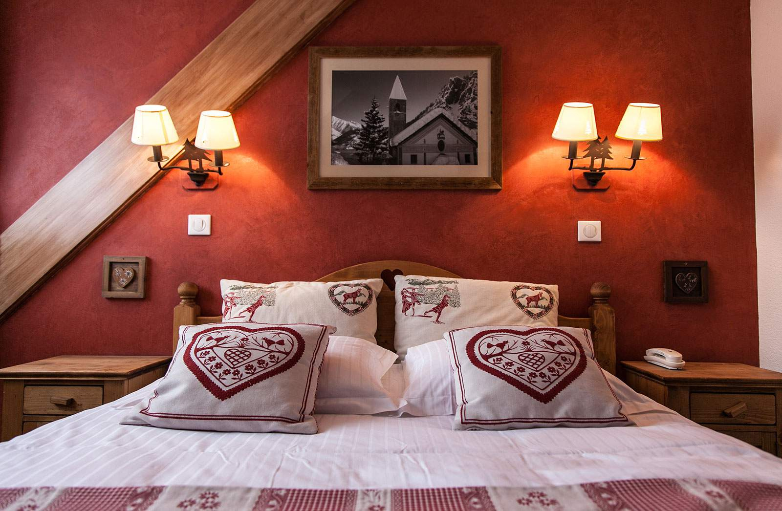 Hotel des Princes Chambery Chambres Cosy