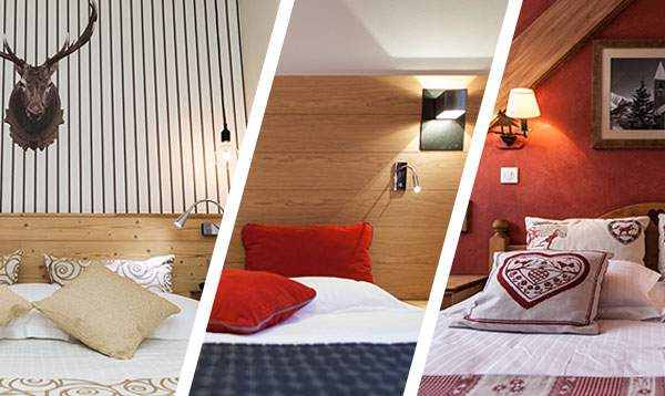 Hotel des Princes Chambéry - Tarifs Chambres