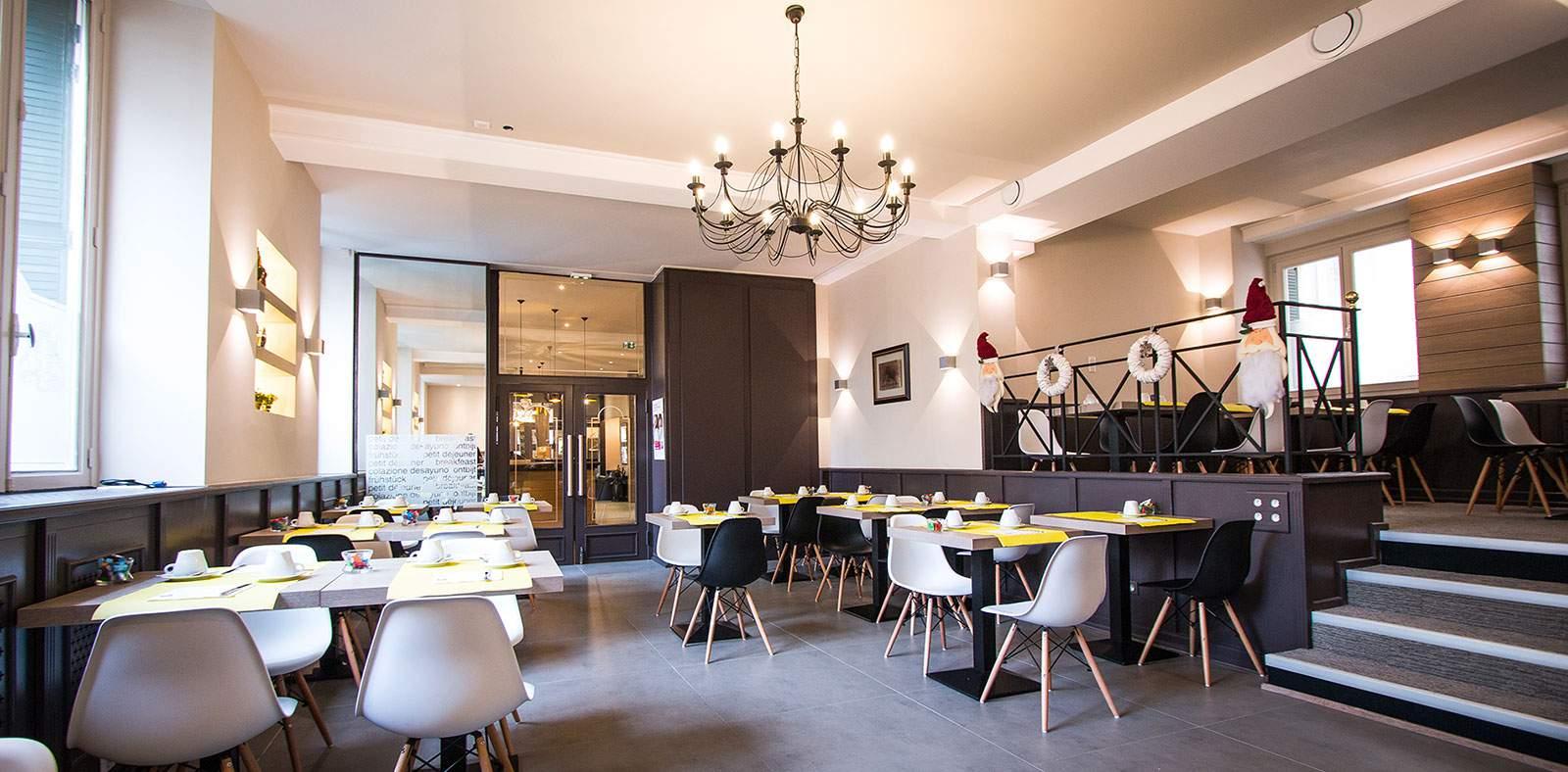 Hotel  Etoiles Chambery