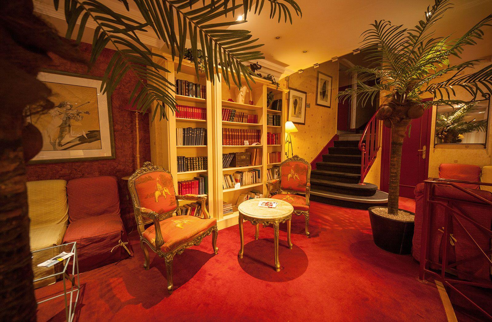 Chambéry Hotel des Princes elegance room