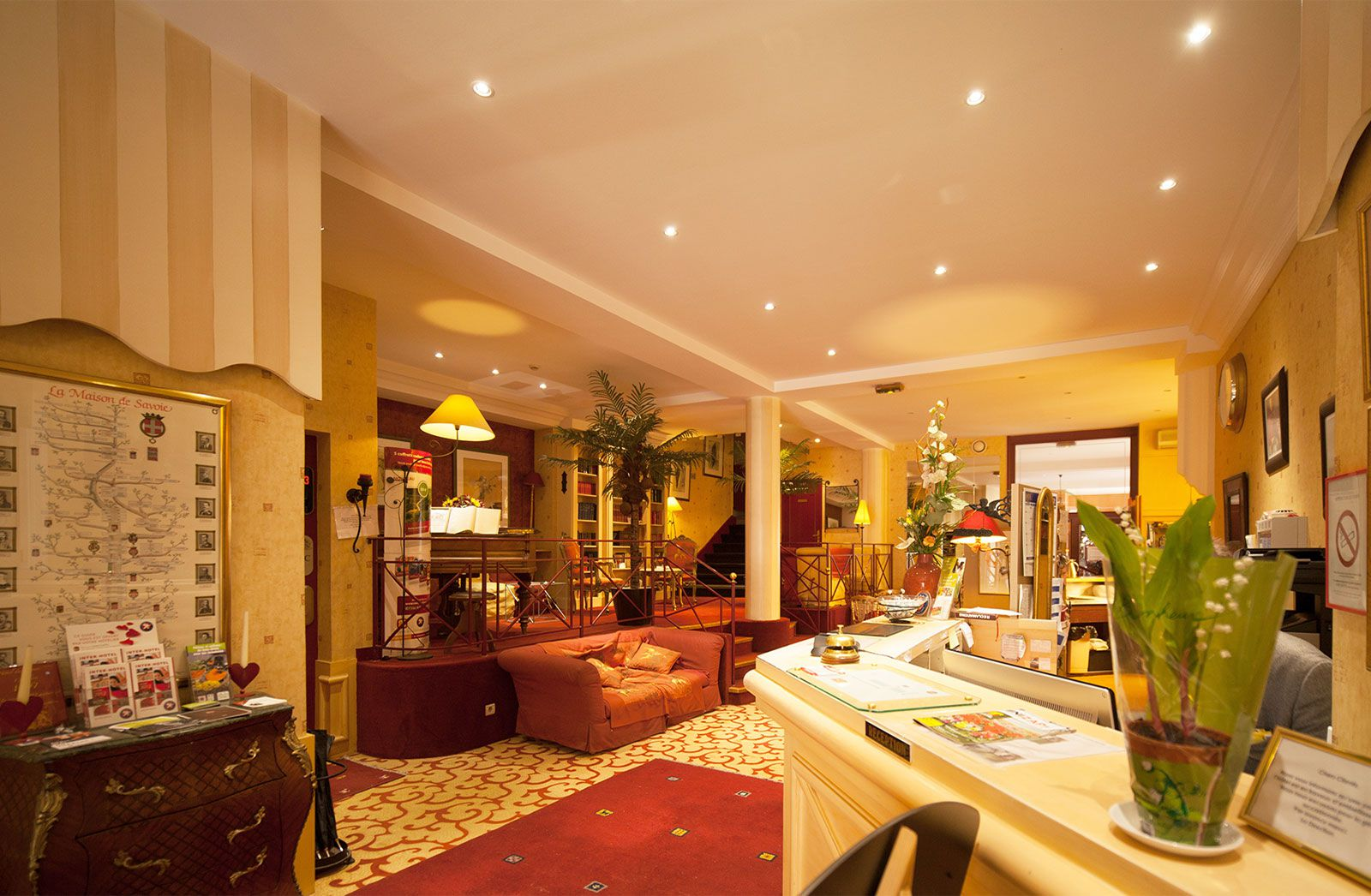 Chambery Hotel des Princes