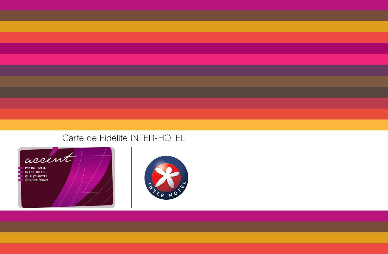 carte de fidelite inter-hotel