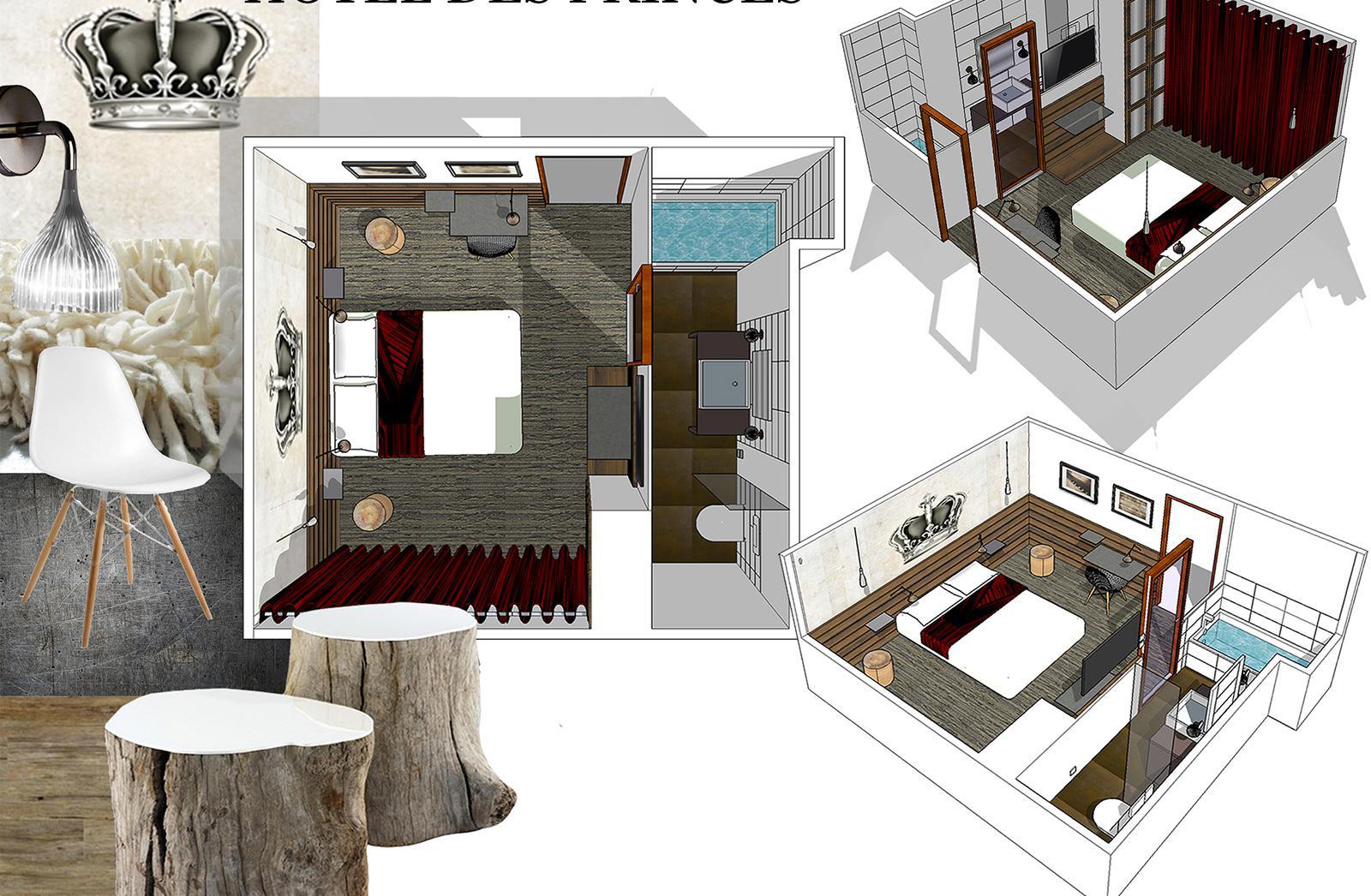 nouvelles chambres chalet