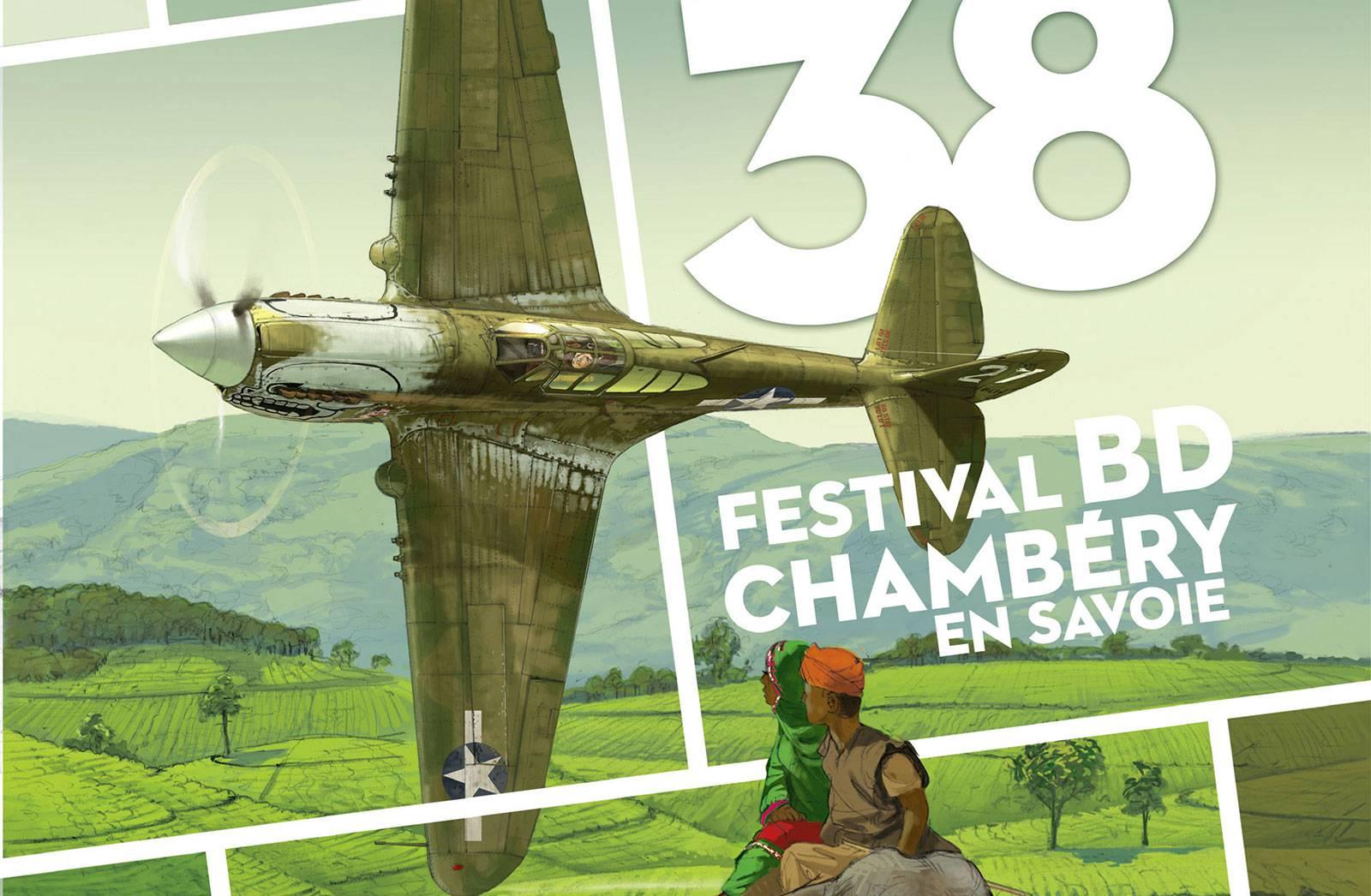 38 ème Festival de la BD