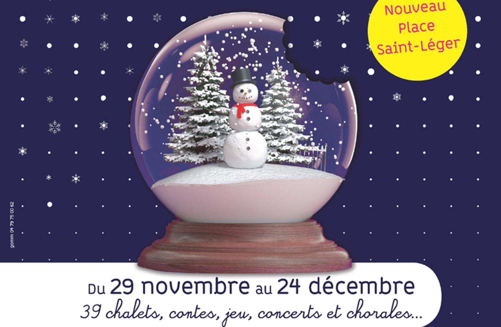 Marche de Noël Chambéry