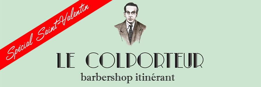 Colporteur barbershop à l'Hôtel des Princes Chambéry